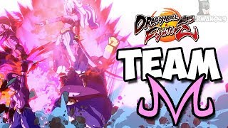 TEAM MAJIN! ANDROID 21 DESTROYS - Dragon Ball FighterZ: Android 21, Kid Buu & Majin Buu Gameplay
