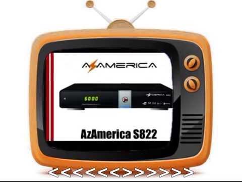 AZAMERICA AZBOZ PIRATA S822 S925 S928 S930 S922 S1001 S1008 S2005 S2010 S2015 AUDISAT A1