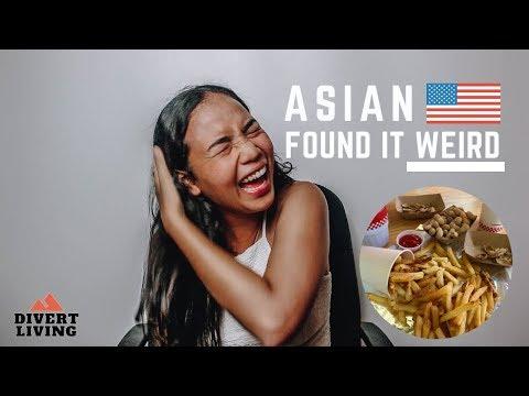 What ASIAN Girlfriend found WEIRD about America thumbnail