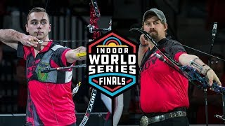 Steve Wijler v Brady Ellison – recurve men's gold | 2019 Indoor World Series Finals