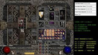 Diablo 2 - Templar's Might Drop - Holy Grail (Single Player / Plugy)