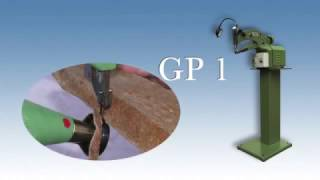 Colli GP 1 Taban Kenar apak Alma Makinesi