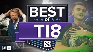 Best of The International 2018: Plays, Teamfights, Wombo Combos and More
