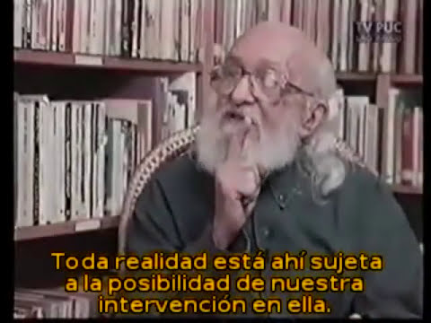 ltima entrevista a Paulo Freire. Traducida y subtitulada al espaol. Parte 1/2