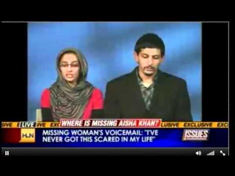 FOUND SAFE - Aisha Khan: Issues 12/19/11