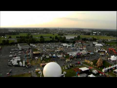 The International Balloon Festival of Saint-Jean-sur-Richelieu - Canada