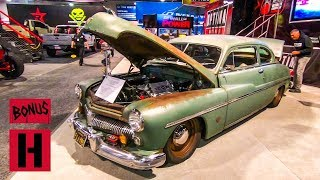 Tesla-Powered 1949 Mercury ICON Derelict!???