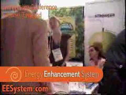 EESystem at Anti-Ageing Conference, London