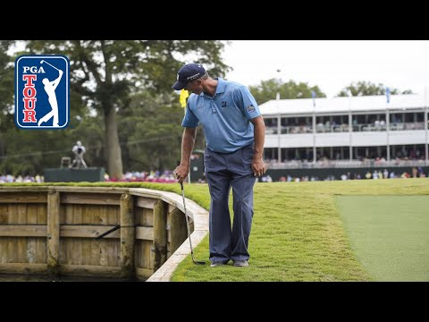 Oddities on No. 17 in THE PLAYERS history
