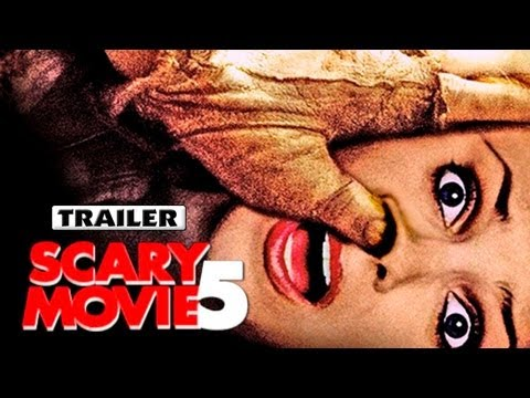 Scary Movie 5 Trailer en Español (2013)