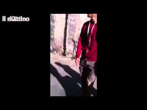 الاعتداء على رابور مغربي بإيطاليا من طرف الشرطة