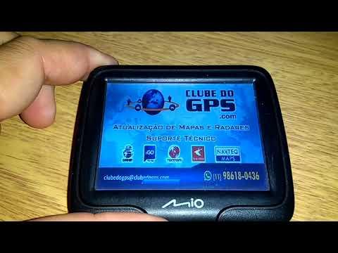 GPS mio moov m300 IGO amigo 2018
