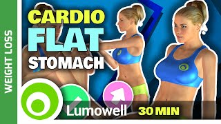Exercises To Lose Belly Fat - 30 Minute