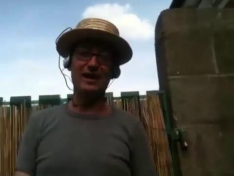 Solar mp3 hat