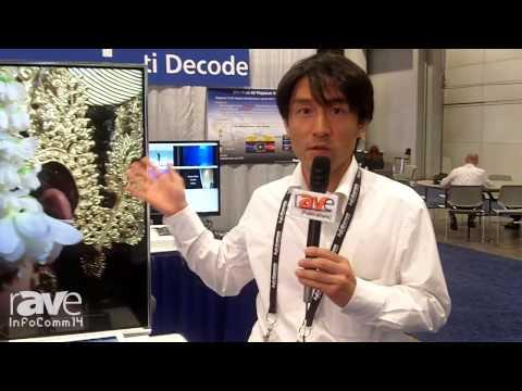 InfoComm 2014: Panasonic Exhibits its 4K HEVC 10-bit Single-Chip System LSI