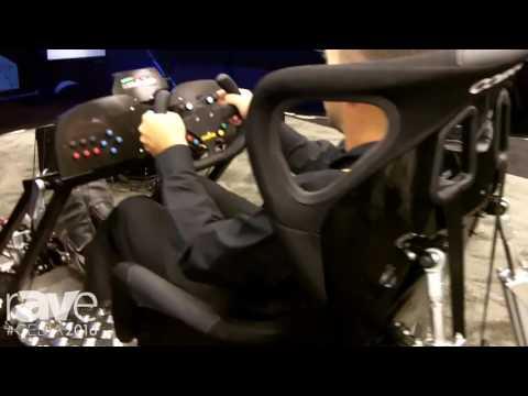 CEDIA 2016: CXC Simulations Shows Off Full-Motion Racing Simulators