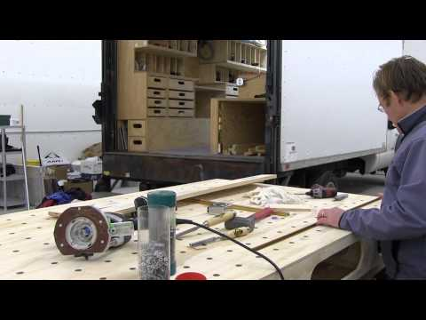 Building the Paulk Workbench PART 10: DADOS AND ROUTER PLATE