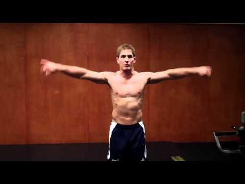 How To: Lateral Raise (Shoulder Recovery) Image 1