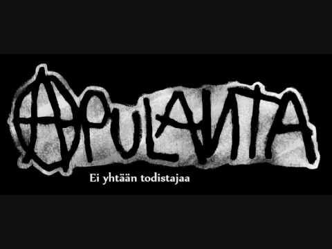 Apulanta - Ei Yhtään Todistajaa