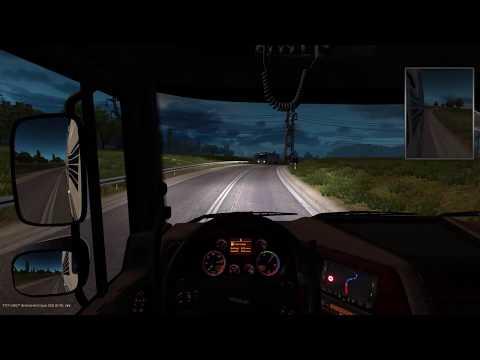 ВЕСЕЛЫЙ ETS 2 MP | ДОРОГА ДУРАЧКОВ | Euro truck simulator 2 multiplayer + РУЛЬ!! #18