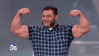 Powerlifter Reveals How Going Vegan Helps Him Lift 1,000 Pounds!