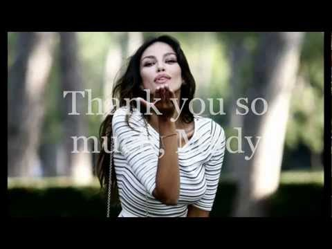 "LOVE IN SPAIN  ""A DAY WITH MADALINA""  (Tribute To Madalina Diana Ghenea)"