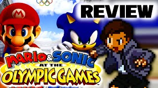 Mario & Sonic at the Olympic Games - Mute Review