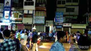 Bijoya Dashami rally at Agartala 2017