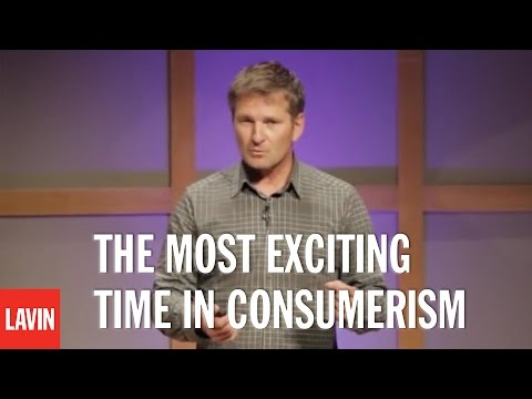The Most Exciting Time in Consumerism: Retail Speaker Doug Stephens