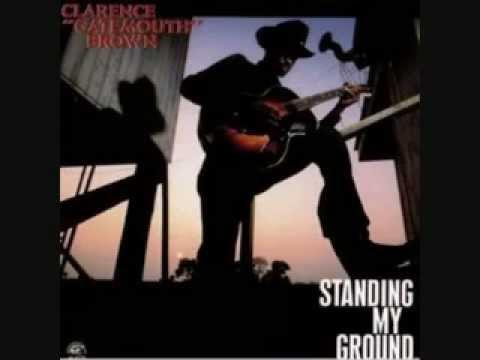 Cool Jazz- Clarence Gatemouth Brown