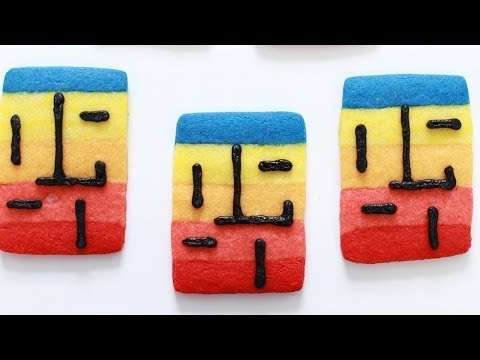 HOW TO MAKE DIG DUG COOKIES - NERDY NUMMIES