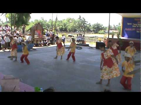 Lces Folkdance regatones - Buwan Ng Wika '11 Distict Level video