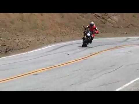 Ducati Streetfighter S Video