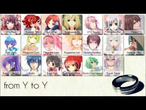 Vocaloid - From Y To Y