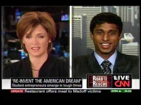 CNN Interview with Ankur Jain, Founder Kairos Society