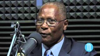 President Jocelerme Privert interview on Radio Magic 9