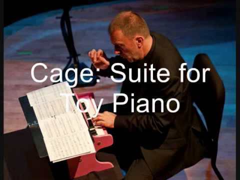 Pedja Muzijevic--Cage: Suite for Toy Piano