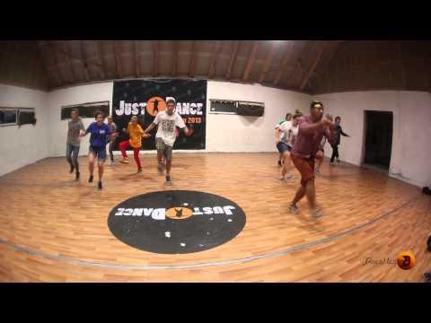 Летний танцевальный лагерь Кирилла Волкова Just Dance Camp