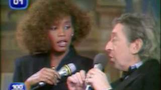 serge gainsbourg vs whitney houston