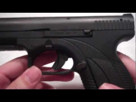 Caracal F 9mm Basic Review!