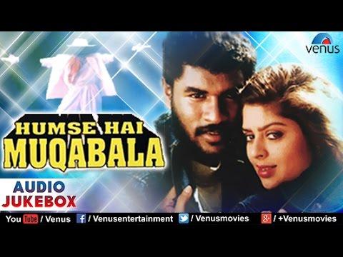 Hum Se Hai Muqabala Audio Jukebox | Parbhu Deva, Nagma |