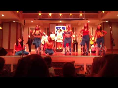 Off broadway kids NPAF 2013 part 1