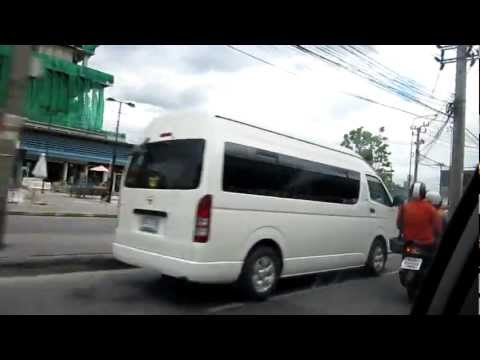 Bangkok Taxi: Driving to Chatuchak Weekend Market