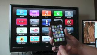 Apple TV Review full 1080p Video Wirelessly June 2012