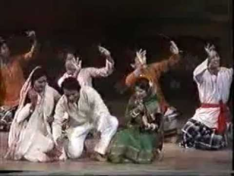 Bengali Folk Dance.flv video