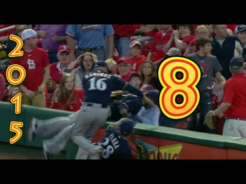 Funny Baseball Bloopers of 2015, Volume Eight