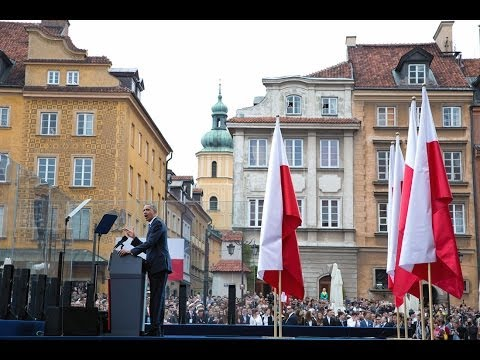 President Obama Commemorates 25th Anniversary of Polish Freedom Day