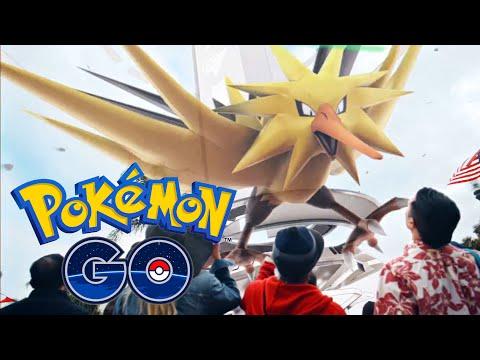 Pokémon GO - Legendary Trailer