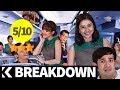 Breakdown: Flight 555 (2018)   Tarra Budiman, Gisella Anastasya