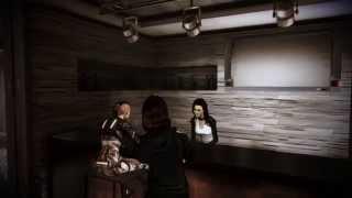Mass Effect Trilogy - FemShep & girls - If I can't dance (Sophie Ellis-Bextor)